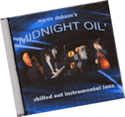 Midnight Oil CD Cover